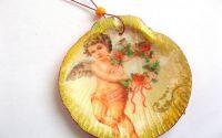 ornament brad tip glob