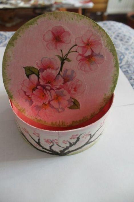 Sakura Cherry Blossom - Cutie de bijuterii