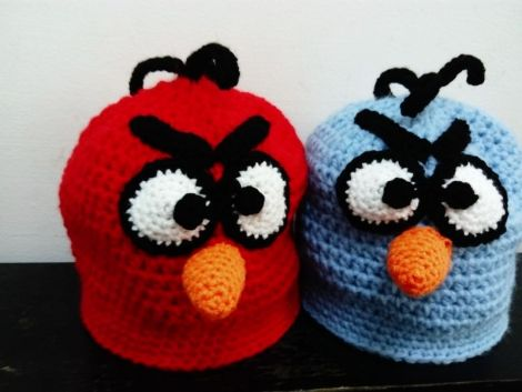 Caciulita Angry Birds