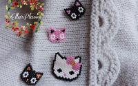 Brosa Pisica Neagra II