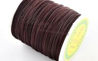 Snur Coconut Brown 1mm