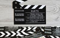 Invitatie nunta tema film hollywood cinema movie