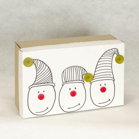 cutie de cadou Craciun