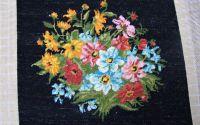 "Goblen Buchet ""Flori de camp"""