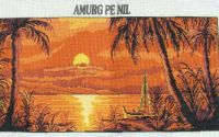 "Goblen ""Amurg pe Nil"""