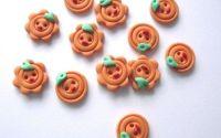 Nasturi- Flori portocalii