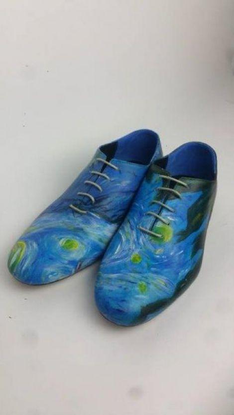 Pantofi tango diverse modele