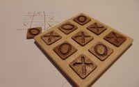 X-O din lemn