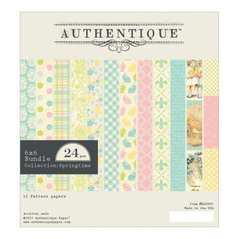 Authentic Paper - Springtime