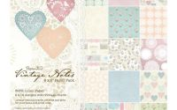Vintage Notes - Papermania