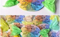 invitatie botez tip bomboana colorata pastel