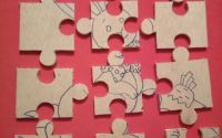 Blank puzzle!