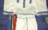 Costum popular de bebelusi