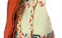 Geanta handmade cu motive traditionale