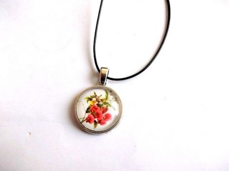 colier floral