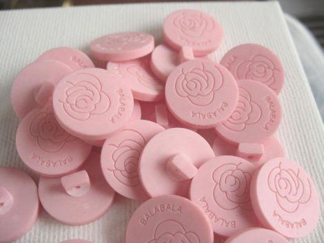 Nasturi roz baby X5buc