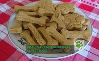 Biscuiti cu faina de dovleac si cartof dulce