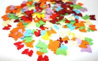 Fluturasi colorati - confetti