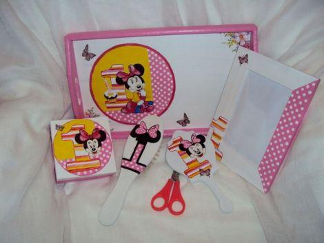 Set taiere mot copii Minnie