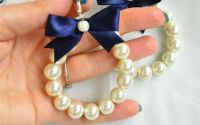 Cercei mari cu perle