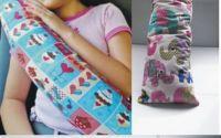 Elefantel - Childs Seat Belt Pillow