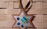 Set ornamente in forma de stea