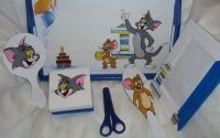 Set taiere mot copii Tom and Jerry