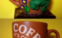 Cana handmade coffee time broasca testoasa