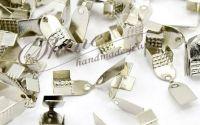 Capat de panglica platinum 11x6x5mm