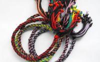 Bratara colorata - Friendship  kumihimo  bracelet