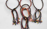 Bratara colorata 4 - Friendshi kumihimo  bracelet