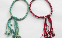 Bratara colorata 5- Friendship  kumihimo  bracelet