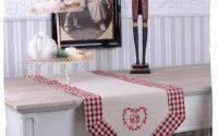 Napron romantic pentru decor