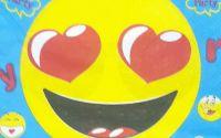 1448 Servetel smiley face