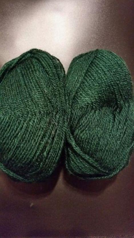 Fir verde padure