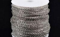 Lant metalic platinum 3x2x0.6mm