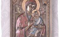 Icoana cu Fecioara Maria