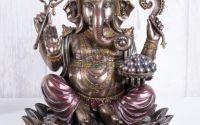 Statueta cu zeita hindusa Ganesha