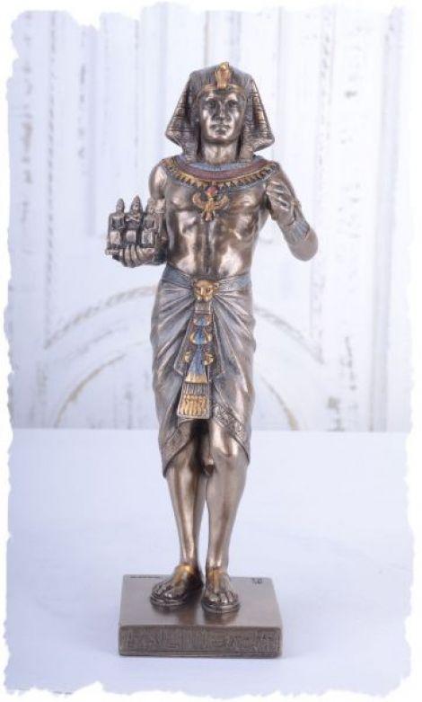 Statueta cu un egiptean