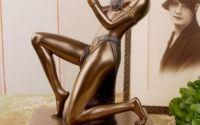 Statueta cu o dansatoare egipteana