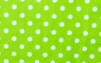 1490 Servetel buline albe pe fond verde
