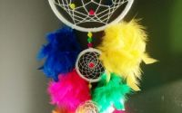 Dreamcatcher Colorat