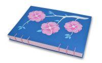 Agenda jurnal A5 albastru dictando