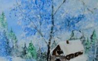 Iarna albastra