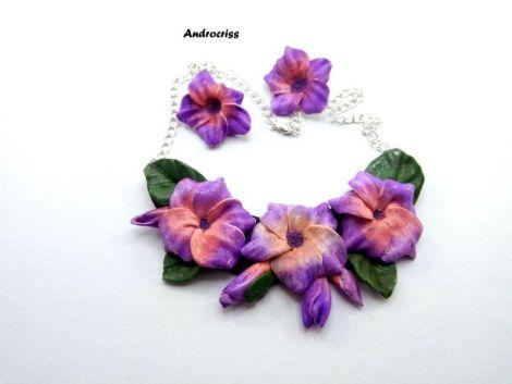 Flori set bijuterii