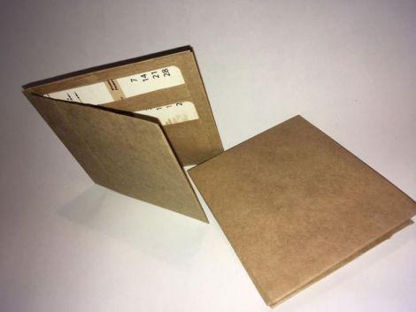 Portofel origami