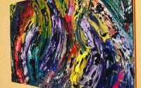 Tablouri acrilice - picturi originale Abstracte