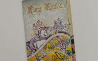 invitatie botez carte povesti basme unicorn