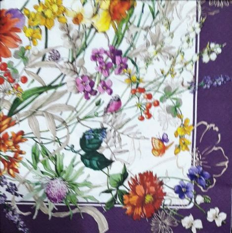 1540 Servetel diverse flori