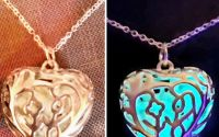 Pandantiv Inima simbolul universal al Iubirii